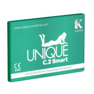 Kamyra Unique C.2 Smart Pre-Erection Condom Card